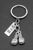 Aphorism Key Chain