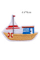 Sailboat Applique