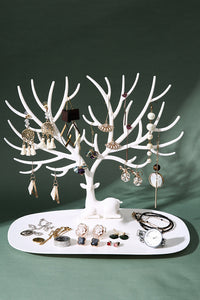 Deer Tree Jewelry Display Storage Racks
