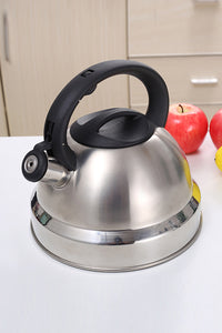 Whistling 3L Stainless Steel Kettle