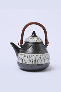 Colro Block Ceramics Cup Kettle Set