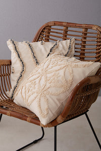 Morocco Tassels Cushion Cover