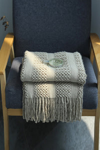 Hollow Tassels Blanket
