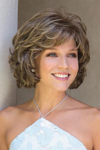 Short Messy Curly Wigs