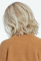 Curly Short Blonde Wigs