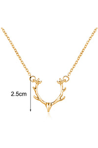 Elk Necklace