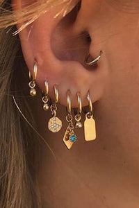 Bell Layer Earring Set