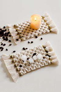 Rectangle Cotton Weave Placemate