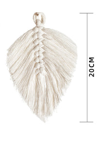 Tassels Leaf Cotton Placemat