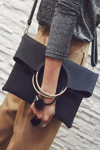 Ring Slot Envelope Bag