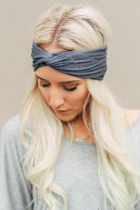 Yoga Knotted Bow Hairband