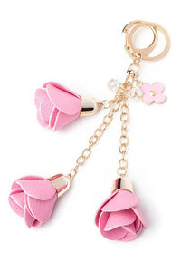 Tassels Floweer Key Chains