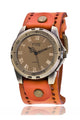 Leather Bracelet Wristwatches