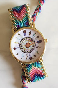Dreamcather Weave Watch