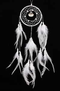 Bell Feather Dream Catcher