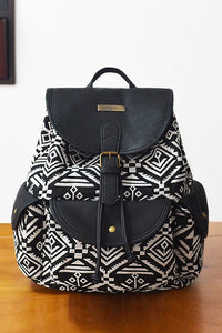 Bohemian School Backpack