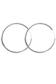 Simple Big Circle Earring