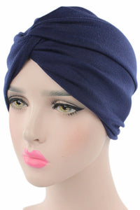 Cross Chemo Turban Chemo Hat