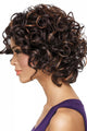 Soft Curls Lace Front Wig