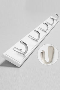 Heavy Duty Hooks Wooden Wall