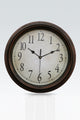 Retro Round Wall Clock