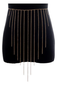 Tassels Bodychains