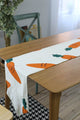 Carrot Table Cloth