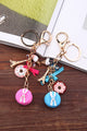 Macarons Key Chain