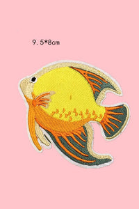 Marine Organism Applique