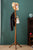Standing Wooden Tree Coat Hanger 8 Hooks