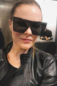 Right Angle Oversized Sunglasses