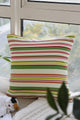 Colorful Stripe Cushion Cover