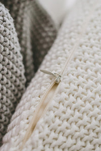 Cotton Rope Cushion Cover