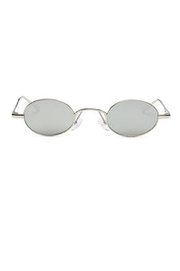Punk Small Round Sunglasses