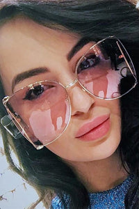 Pearl Metal Sunglasses