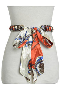 Print Ribbon Belt