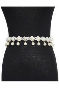 Pearl Ball Belt