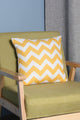 Geometry Print Cushion