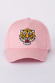 Tiger Embroidery Baseball Cap