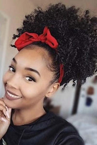 Curly Ponytail Wigs