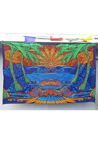 Summer Party Tapestry