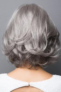 Older Women Short Messy Curly Wigs