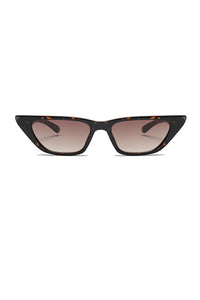 Leopard Car Eye Sunglasses