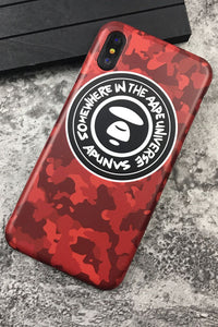 Camouflage Phone Case