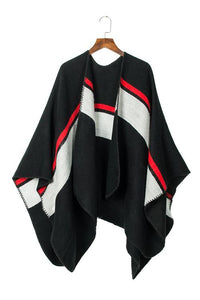 Wear A Blanket Poncho