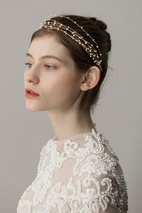 Mini Pearl Layer Hair Band