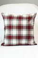 Simple Plaid Cushion