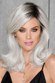 Whiteout HF Synthetic Wig