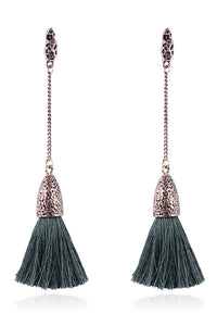 Tassels Long Earring