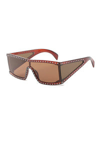 Diamond Coating Sun Glasses